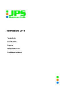 JPS-Showtechnik-Vermietliste-2018